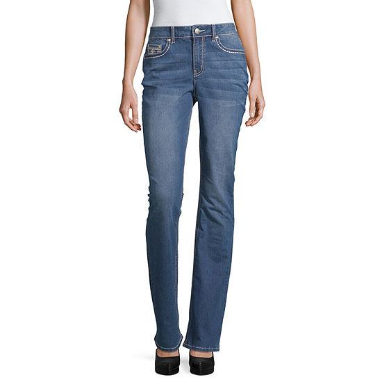 Zco Jeans-Tall Womens Regular Fit Bootcut Jean