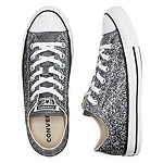 Converse Chuck Taylor All Star Ox Chunky Glitter Womens Sneakers