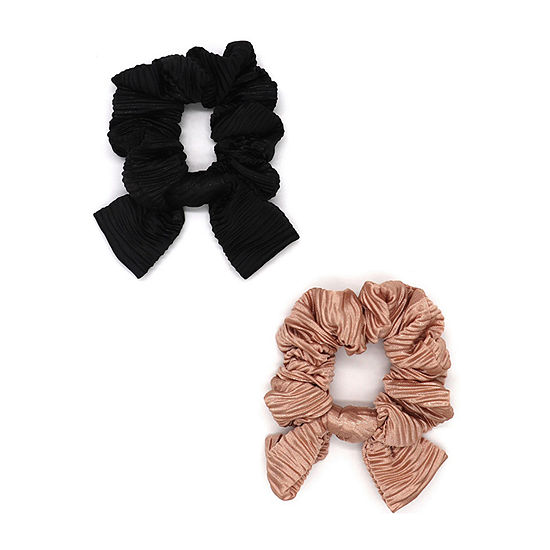 Mixit Scrunchie Hair Ties 2-pc.