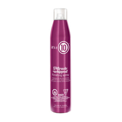 It's a 10® Miracle Whipped Finishing Spray - 10 oz.
