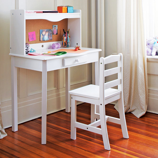 Guidecraft Kids Desk-Painted