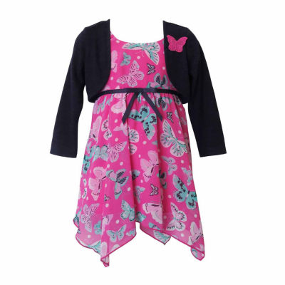 Lilt Jacket Dress Toddler Girls