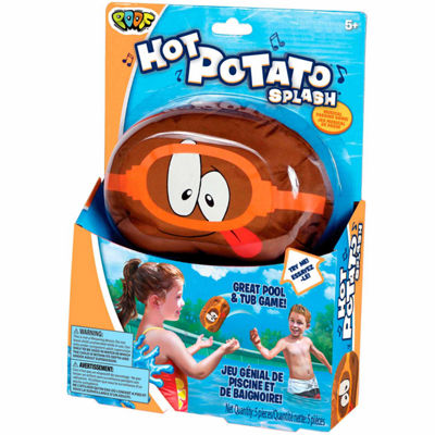 Fundex Games Hot Potato Splash Game