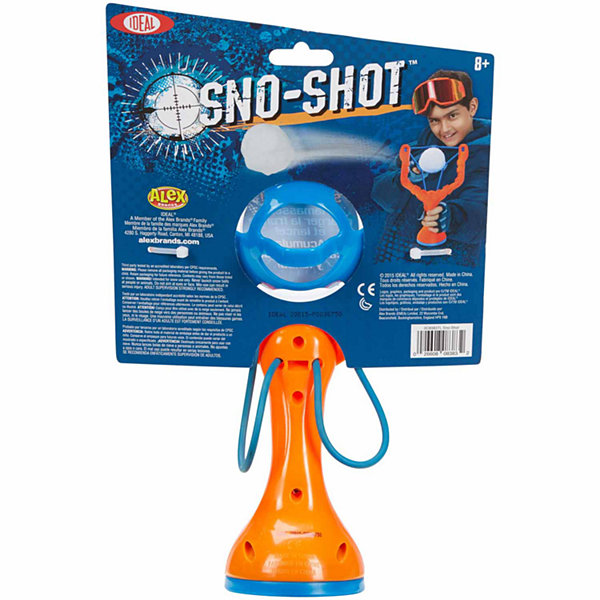 Ideal Sno-Shot Combo Game Set