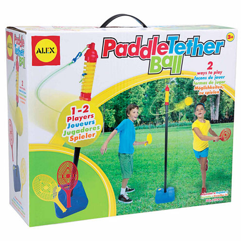 Alex Toys Active Play Paddle Tether Ball 4-pc. Tetherball Set