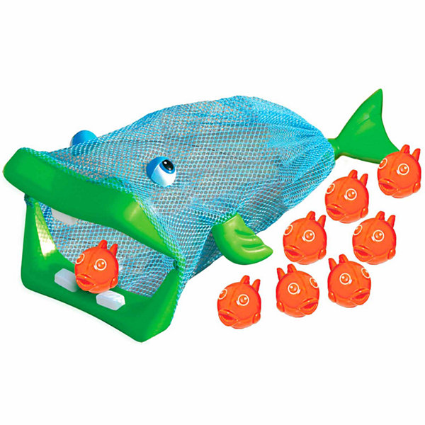 Poof Bubba The Bottom Feeder 9-pc. Combo Game Set