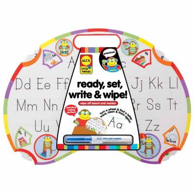 ALEX TOYS Little Hands Learn To Write 2-pack Interactive Toy - Unisex