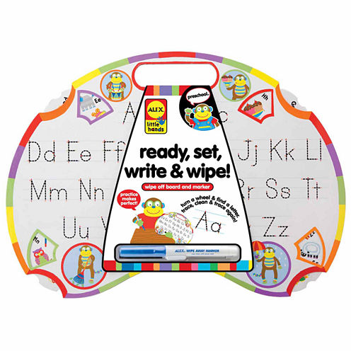 ALEX TOYS Little Hands Learn To Write 2-pc. Interactive Toy - Unisex