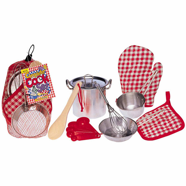 Alex Toys Complete Cook Set 9-pc. Play Kitchen
