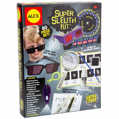 Alex Toys Super Sleuth Kit 7-pc. Spy Toy