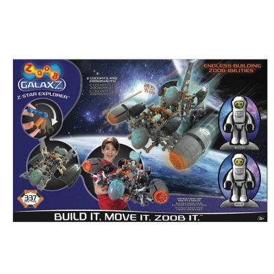 Zoob Galax-Z Z-Star Explorer Interactive Toy - Unisex