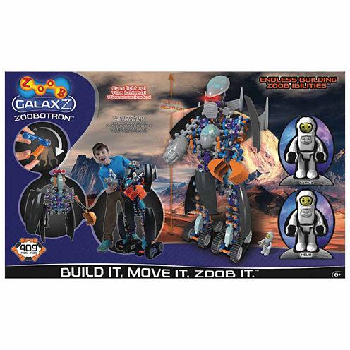 Zoob Galax-Z Zoobotron Interactive Toy - Unisex