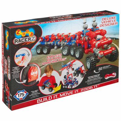 Zoob Racerz Deluxe Vehicle Designer Interactive Toy - Unisex