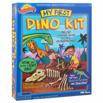 Scientific Explorer My First Dino Kit 7-pc. Discovery Toy