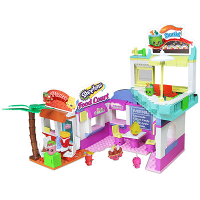 Shopkins Kinstructions Shopville Town Center Model