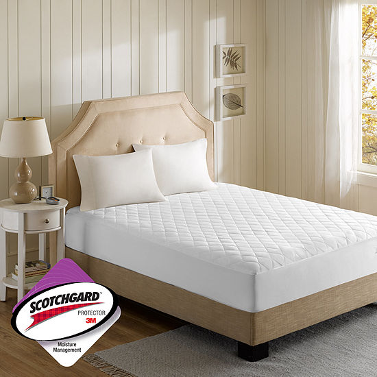 Beautyrest Quilted Heated Mattress Pad