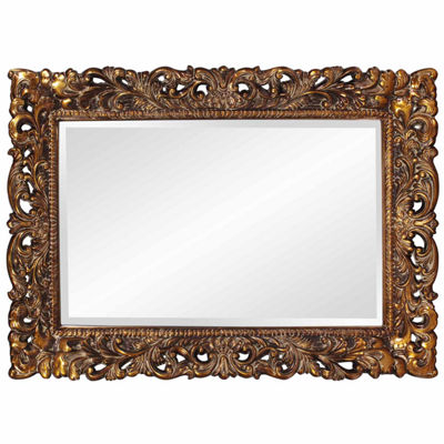 Barcelona Gold Wall Mirror