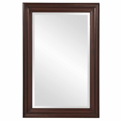 George Rect Wall Mirror