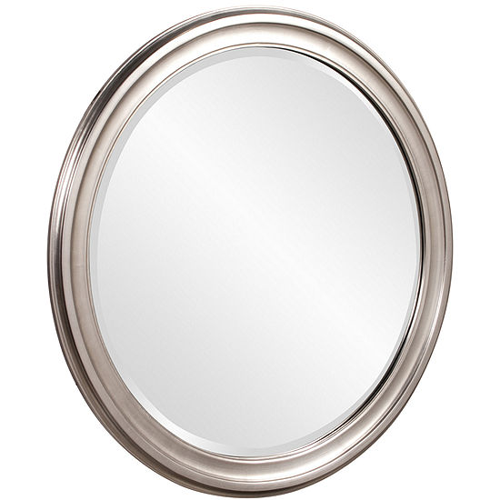 George Round Wall Mirror