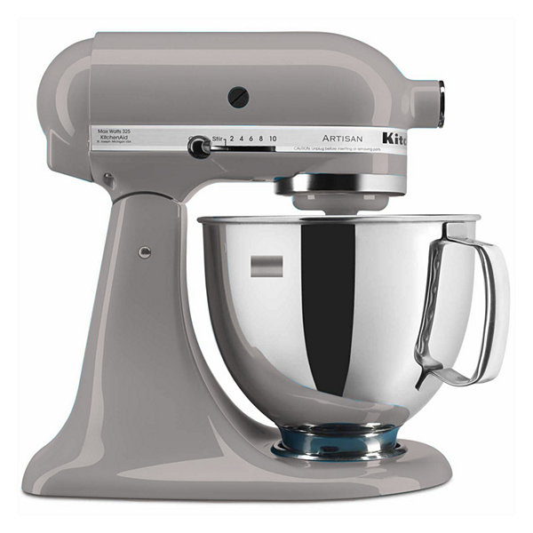 KitchenAid® Artisan® Series 5 Quart Tilt Head Stand Mixer KSM150PS