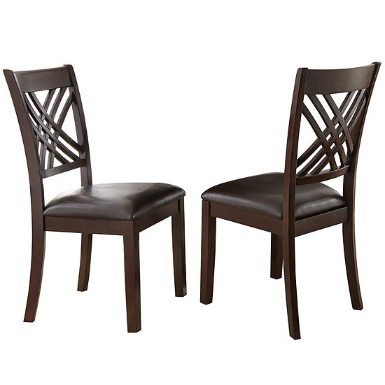 Steve Silver Co Avondale 2 Pc Side Chair