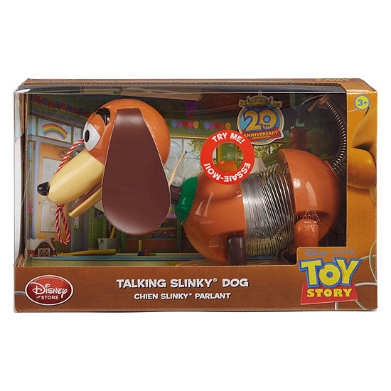 Disney Toy Story Slinky Dog Talking Action Figure Jcpenney