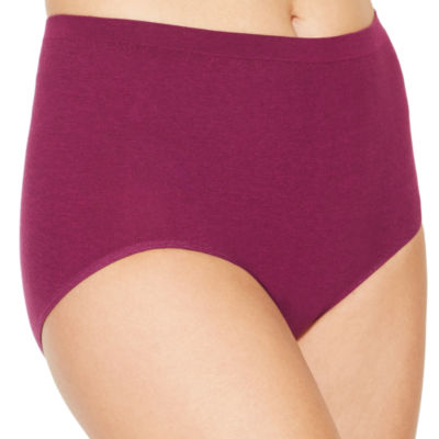 Jockey Comfies® Cotton Knit Brief Panty