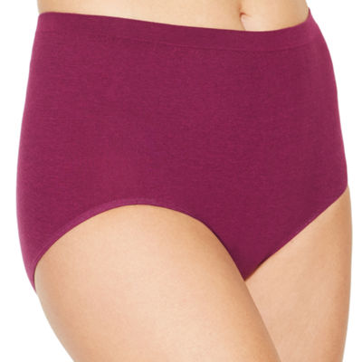 Jockey Comfies® Cotton Knit Brief Panty 1360