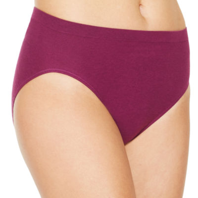 Jockey Comfies® Cotton Knit High Cut Panty