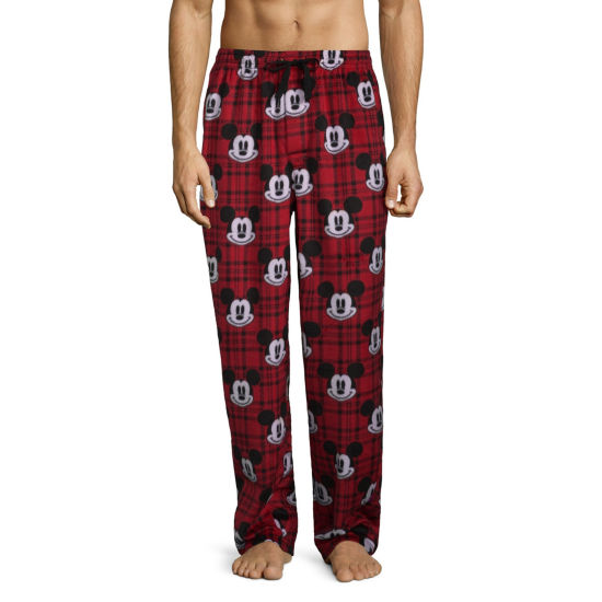 Disney® Mickey Mouse Fleece Pajama Pants