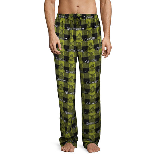 The Grinch Fleece Pajama Pants