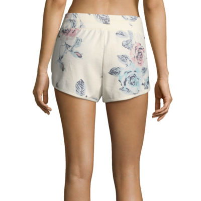 Inspired Hearts Fleece Soft Shorts-Juniors