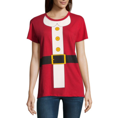 North Pole Trading Co. Santa Graphic T-Shirt