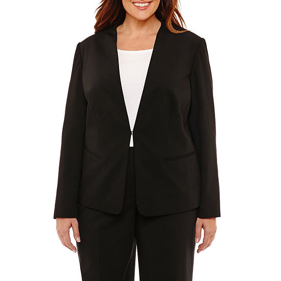 Liz Claiborne Suiting Jacket - Plus