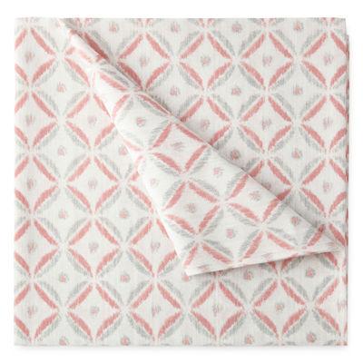 JCPenney Home™ 300tc 100% Cotton Ultra Soft Print Sheet Sets