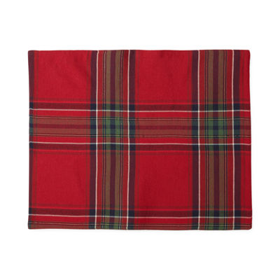 North Pole Trading Co. Holiday Plaid 4-pc. Placemats