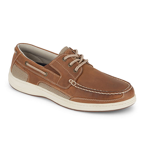 Dockers Mens Latitude Boat Lace-up Shoes