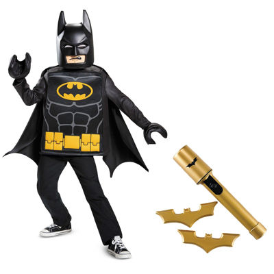 Batman Lego Movie Classic Child Costume Kit