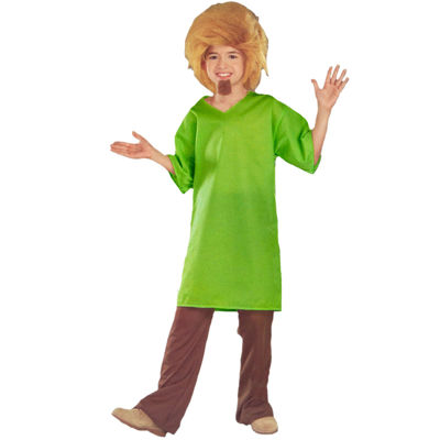 Buyseasons 4-pc. Scooby Doo Dress Up Costume Boys