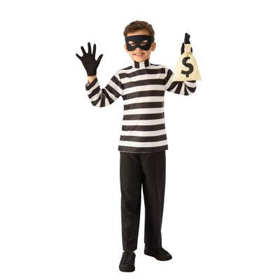 Child Burglar Costume