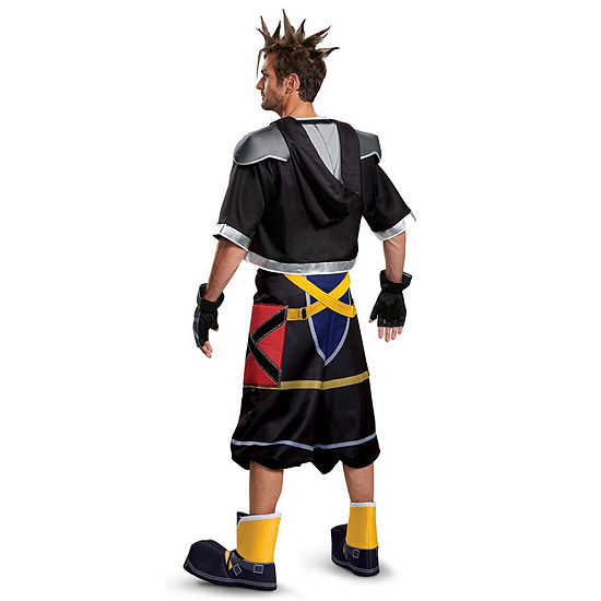 Kingdom Hearts Sora Deluxe Youth Costumelarge