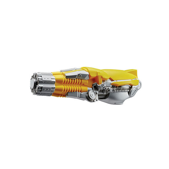 Transformers Bumblebee Movie Bumblebee Plasma Cannon Blasterone Size