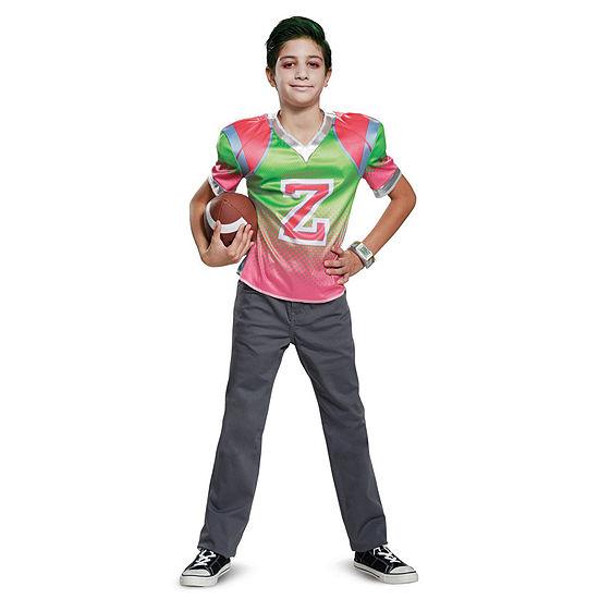 Z-O-M-B-I-E-S Zed Football Jersey Classic Child Costume