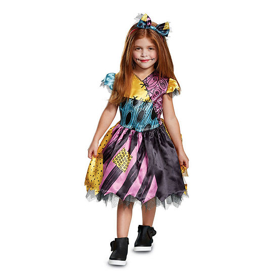 The Nightmare Before Christmas  Sally Classic Toddler Costume