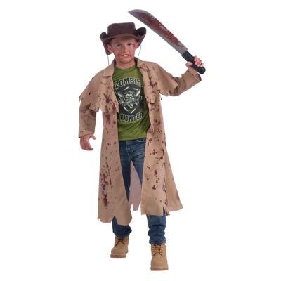 Kids Zombie Hunter Costume