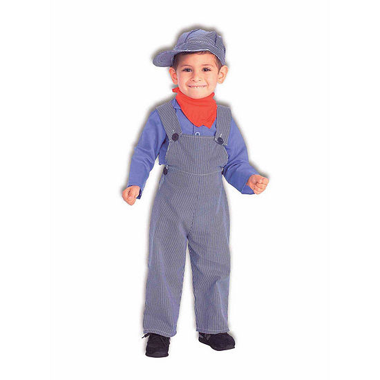 Toddler Boys Lil Engineer Costume