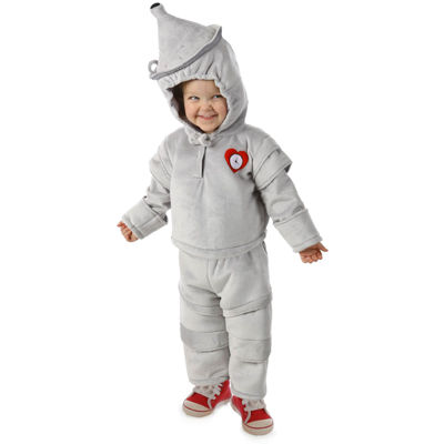 The Wizard Of Oz Tin Man Cuddly Costume Costume