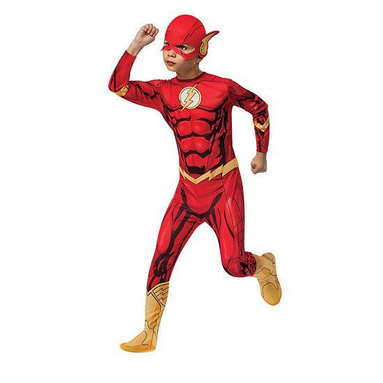 DC Comics Flash Costume Kids
