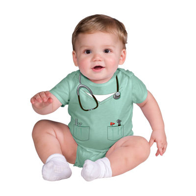 Baby Doctor Costume Toddler