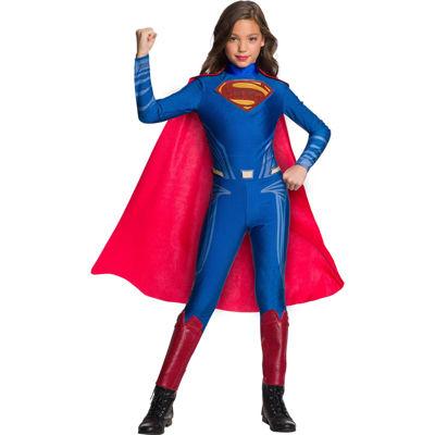 Justice League Girls Superman Jumpsuit